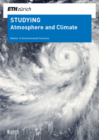 Brochure Major Atmosphere and Climate